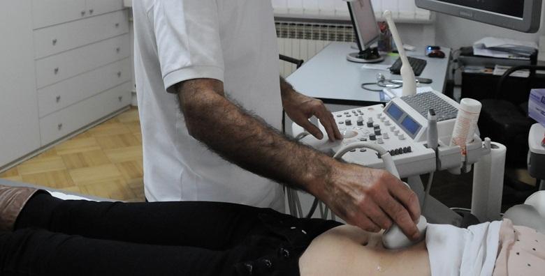 Ultrazvuk abdomena i mjehura u Poliklinici Kvarantan