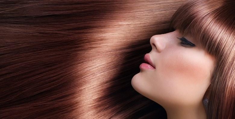 Paket frizerskih usluga po izboru - Olaplex ili Arganoil tretman, šišanje, fen frizura i njega kose uz pramenove ili bojanje po izboru od 99 kn!