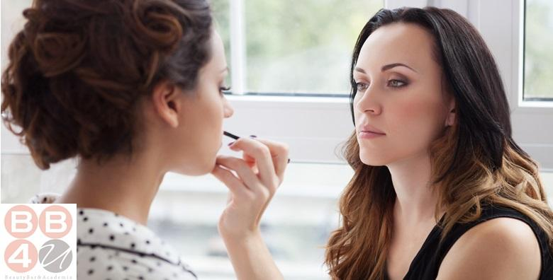 Tečaj šminkanja Artdeco kozmetikom - jednodnevna edukacija za 199 kn!
