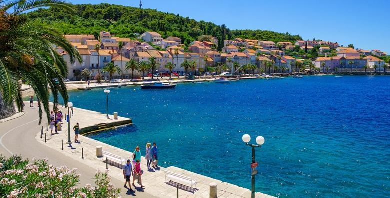 [KORČULA] Jadranska ljepotica kristalnog mora, blage klime i prekrasnih plaža!4, 8 ili 11 dana s polupansionom za dvoje u Hotelu Park od 2.020 kn!