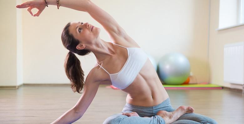 [JOGA] Vratite narušenu harmoniju tijela i duha, smanjite svakodnevne bolove i osjećajte se bolje - mjesec dana vježbanja za samo 99 kn!