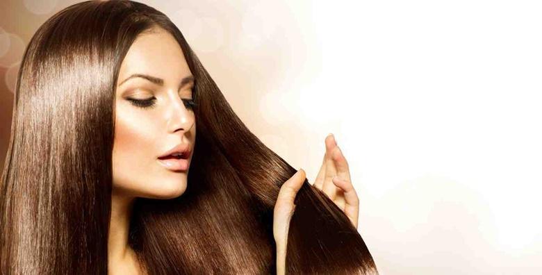 Brazilsko ravnanje kose - zaboravite na svakodnevno feniranje i peglanje uz tretman postojan do čak 4 mjeseca za 399 kn!