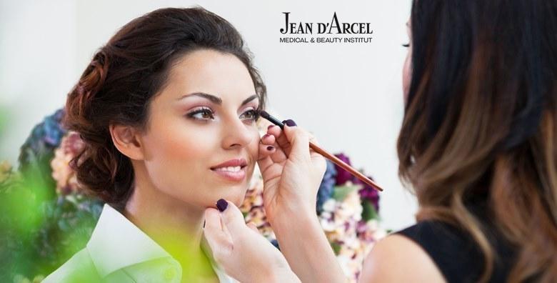 Individualni tečaj šminkanja uz vodstvo kozmetičara