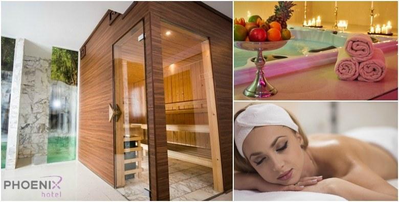 Spa doživljaj uz wellness i aroma masažu Hotelu Phoenix