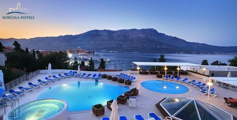 [KORČULA] Odaberite otok bogate povijesti za svoju sljedeću destinaciju! 4 dana s polupansionom za dvoje u Hotelu Marko Polo**** za 2.820 kn!