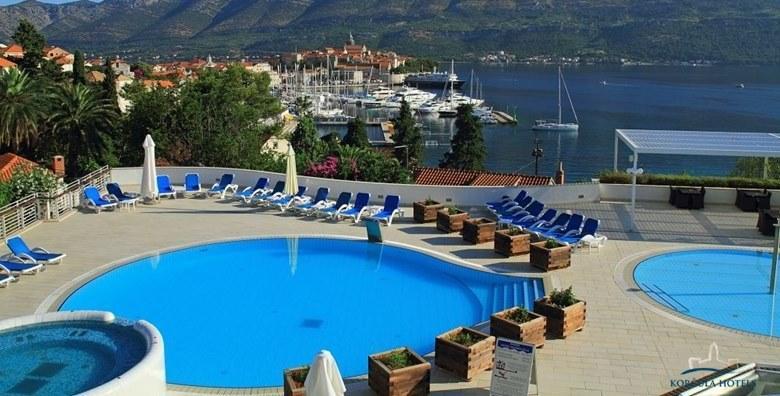 [KORČULA] Saznajte zašto za ovaj otok govore da je raj na zemlji! 4 dana s polupansionom za dvije osobe u Hotelu Marko Polo**** za 3.420 kn!