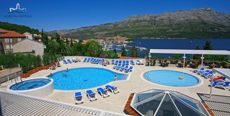 [KORČULA] Garantirano najbolje ljetovanje na otoku zavodljive ljepote! 4 dana s polupansionom za dvije osobe u ŠPICI SEZONE za 3.820 kn!