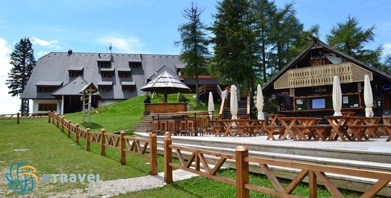 Ljetni adrenalinski park na Krvavcu*** - obiteljski paket