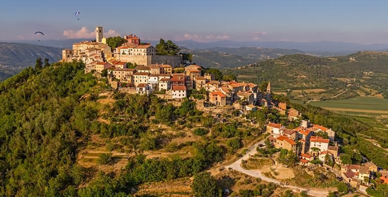 [MOTOVUN, HUM, ROČ] Istražite dražesne srednjovjekovne gradove istarskog poluotoka - izlet s prijevozom za 189 kn!