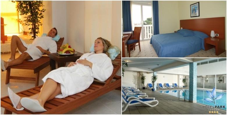 [LOVRAN] 2 wellness dana s polupansionom za dvoje u sobi Hotela Park**** uz korištenje spa zone, bazena i fitnessa za 670 kn!