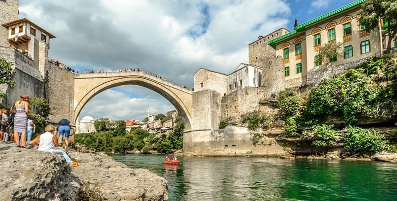 Balkanska tura - 5 dana s prijevozom