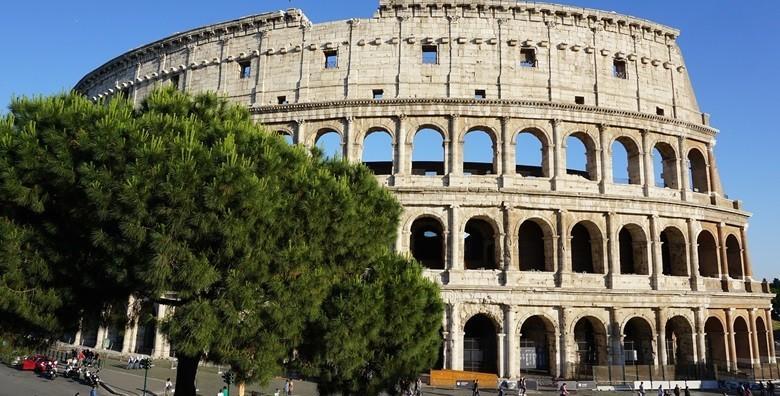 Praznici u Rimu - 3 noćenja s doručkom i prijevozom