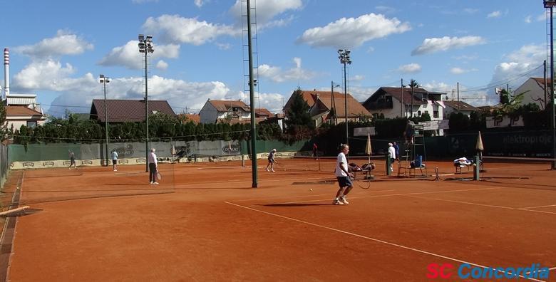 Tenis - 4 vikend termina kroz mjesec dana