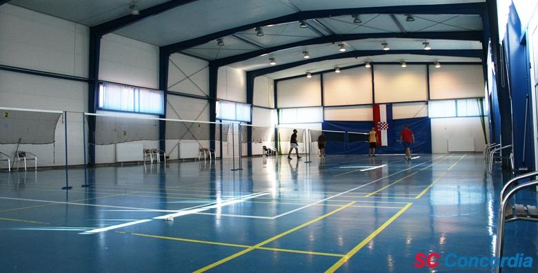 Badminton - 5 vikend termina kroz mjesec dana