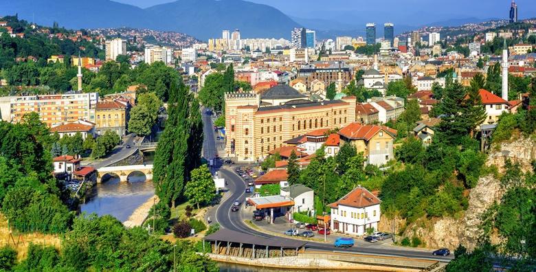 Sarajevo**** - 3 dana s doručkom za dvoje u hotelu