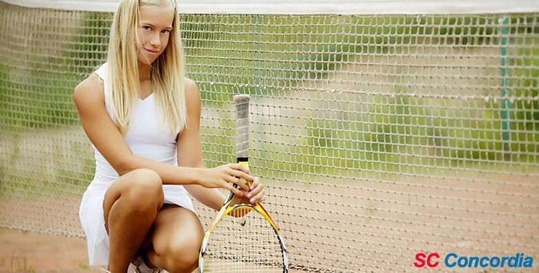 Škola tenisa za djecu - mjesec dana