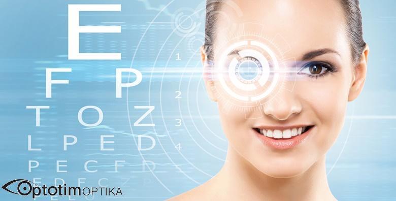 Kontrola vida u Poliklinici Optotim