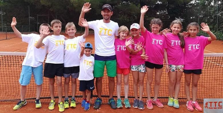 Škola tenisa  za djecu ili odrasle