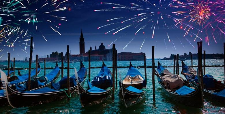 Venecija - festival vatrometa, posjet Buranu i Muranu