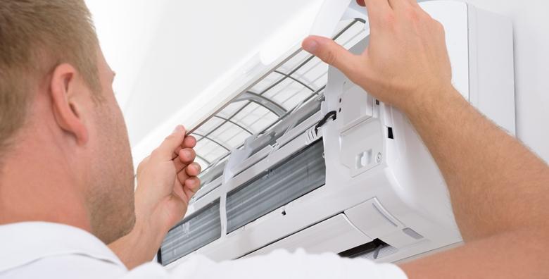 Servis klima uređaja - čišćenje i održavanje za 129 kn!