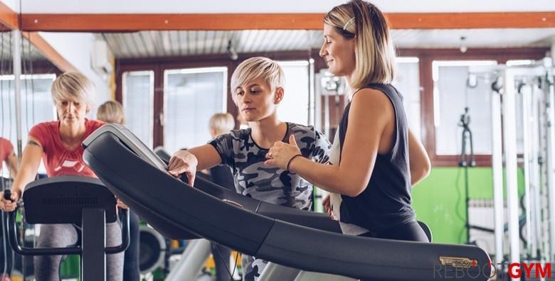 12 treninga u malim grupama uz individualni pristup