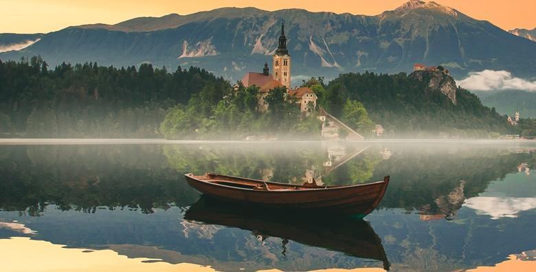 [BLED I BOHINJ] Otkrijte prirodne ljepote u zagrljaju slovenskih Alpi - zazvonite bledskim zvonom za sreću i oduševite se slapom Savica za 149 kn!