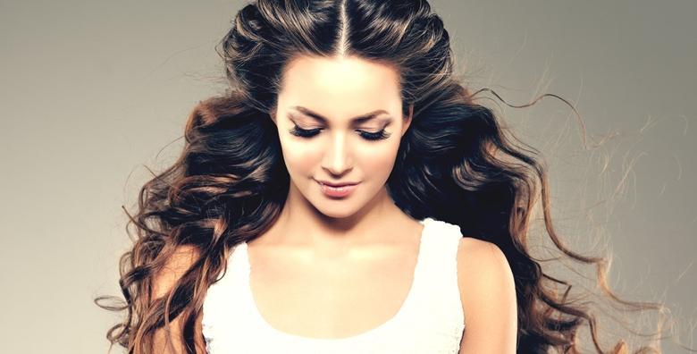 Pramenovi ili bojanje, masaža vlasišta, frizura i njega kose