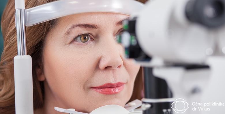 Pregled za operaciju sive mrene - kompletan oftalmološki pregled uz lasersko određivanje dioptrije implantata i OCT makule za 399 kn!