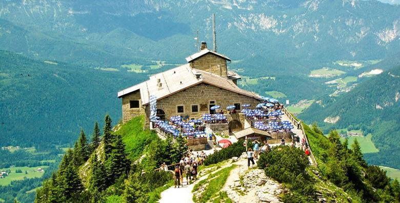 [IZLET] Posjetite Orlovo gnijezdo, Kraljevsko jezero i istražite netaknutu bajkovitu ljepotu alpskog nacionalnog parka za 265 kn!