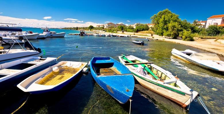[BIOGRAD NA MORU] Otvorite sezonu kupanja u gradu hrvatskih kraljeva!5 ili 7 dana za 2 ili 4 osobe u Vili  Angelija od 599 kn!