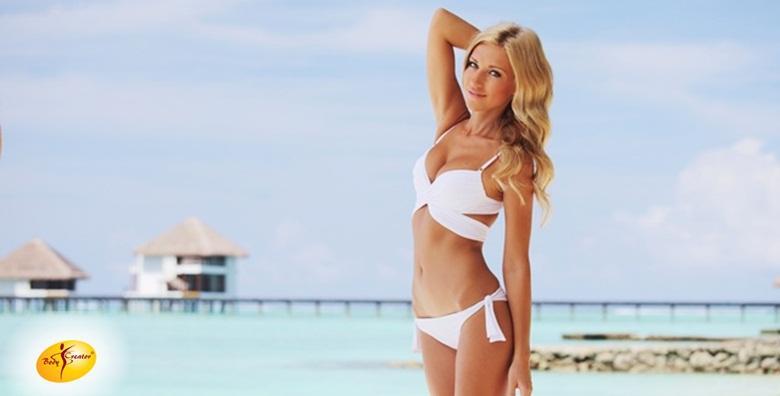 Last minute bikini - paket s 15 tretmana mršavljenja