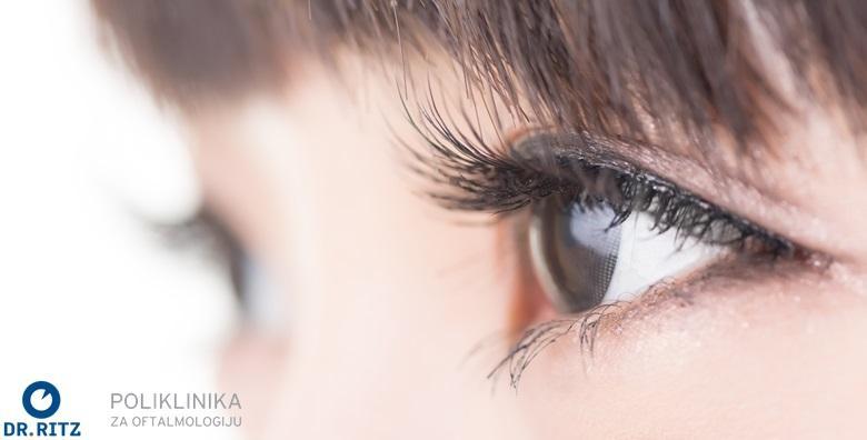 Kompletan oftalmološki pregled uz mjerenje očnog tlaka