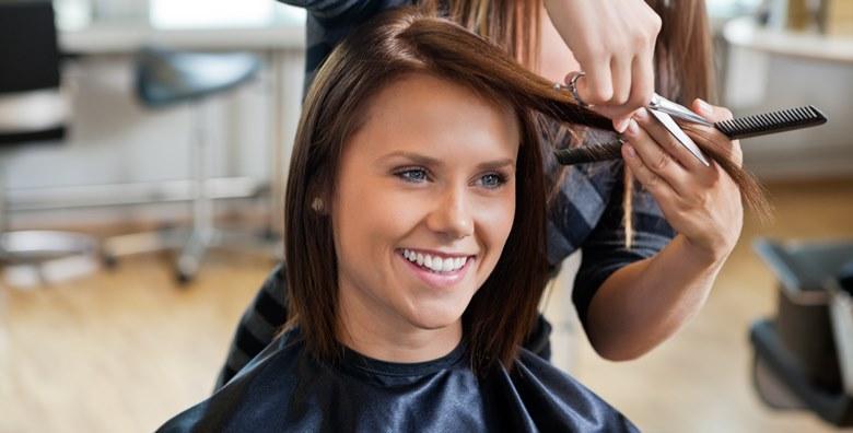 Šišanje vrućim škarama, keratinski tretman, frizura