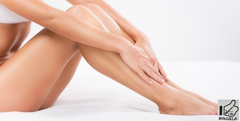 Depilacija cijelih nogu i bikini zone šećerom