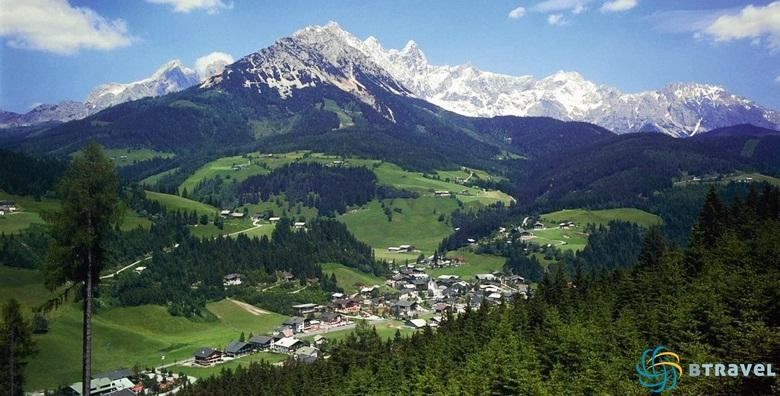 Ljeto na planini - 4 dana u Austriji