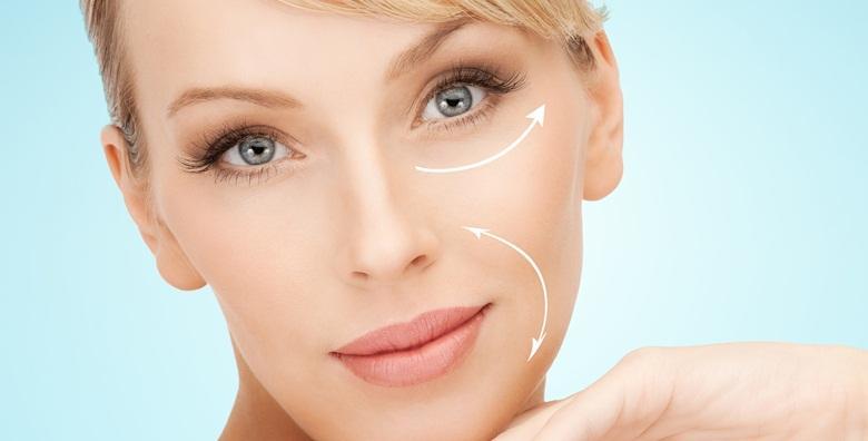 Botox - 20 do 100 jedinica za brisanje bora