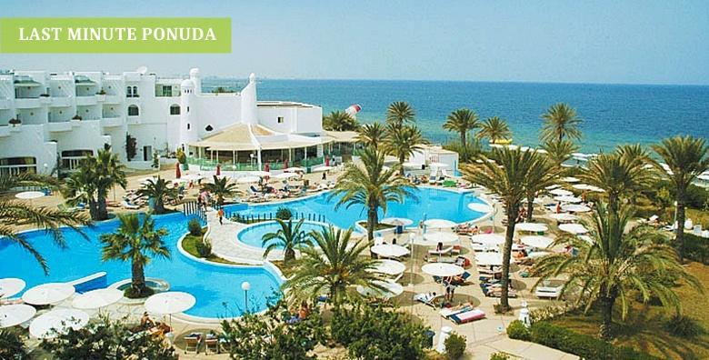 Last minute Tunis - 8 dana all inclusive i povratni let