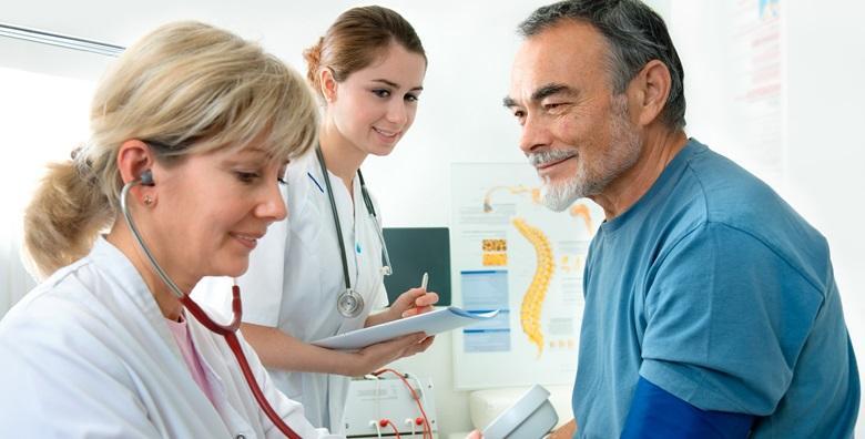 Neurološki pregled kod iskusne doktorice