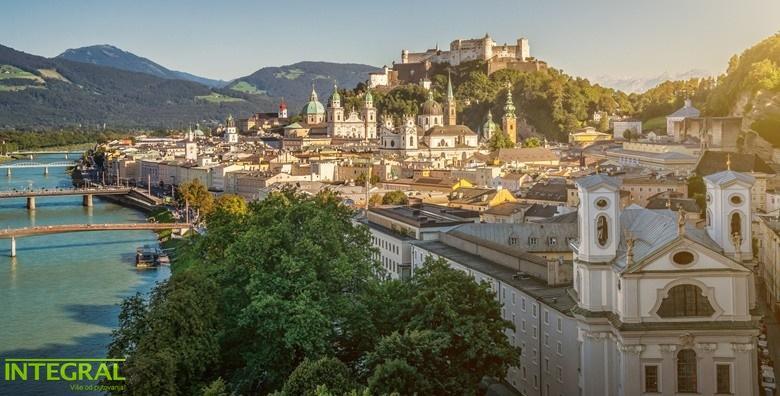 Salzburg i austrijska jezera*** - 2 dana s doručkom