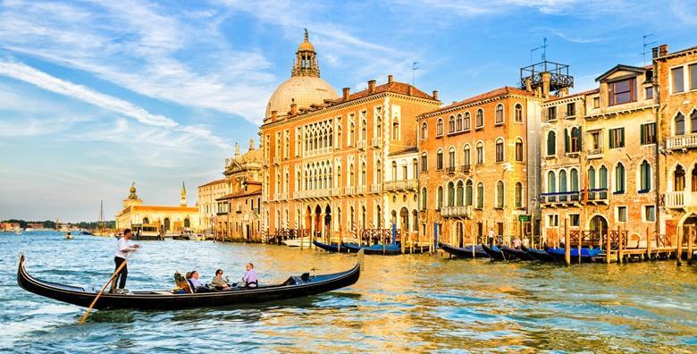 Venecija**** - 3 ili 4 dana s doručkom za dvoje