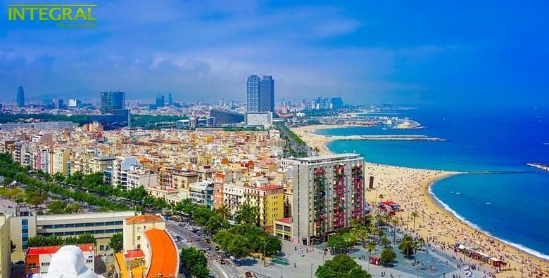 Barcelona - 4 dana s doručkom i povratnim letom