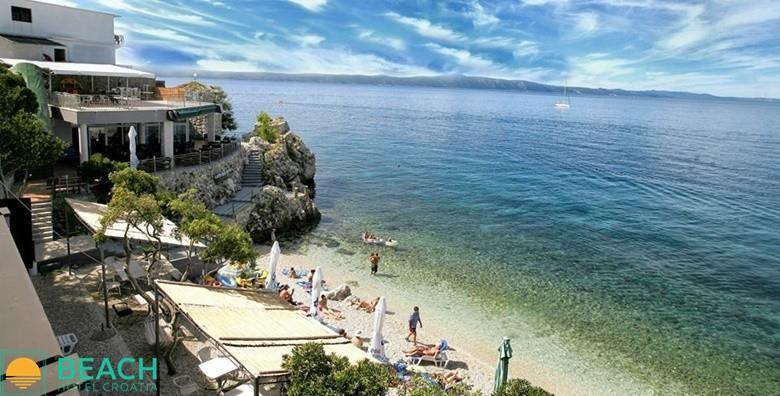 Makarska rivijera, Beach Hotel*** - 3 dana