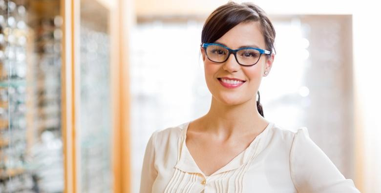 Oftalmološki pregled uz mjerenje očnog tlaka