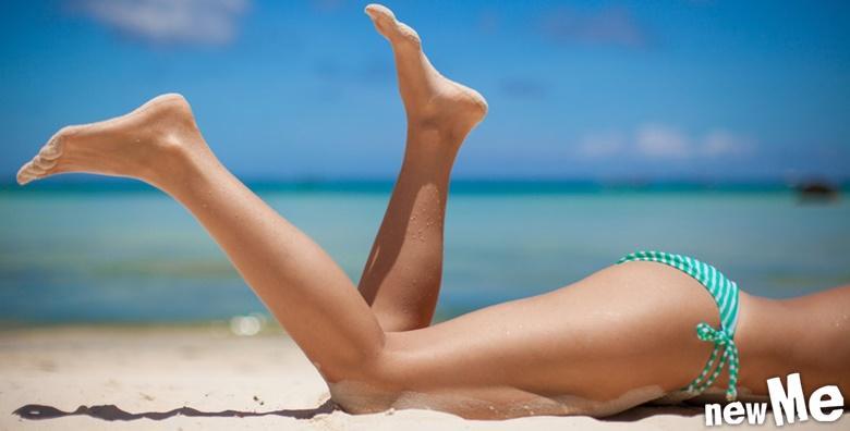 Depilacija cijelih nogu i bikini zone voskom za 99 kn!