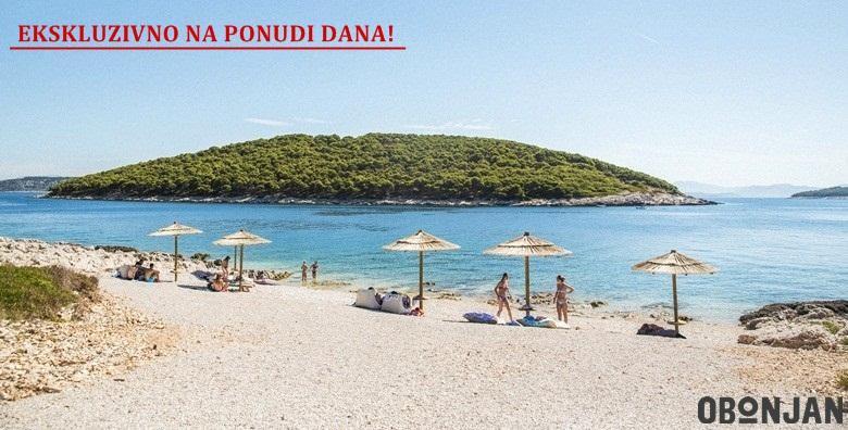 Obonjan island - odmor na privatnom otoku u blizini Šibenika