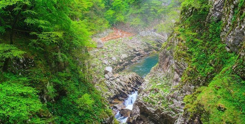 Škocjanske jame i Piran - izlet s prijevozom