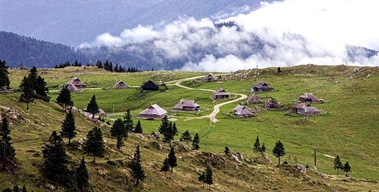 Velika planina, Slovenija - izlet s prijevozom