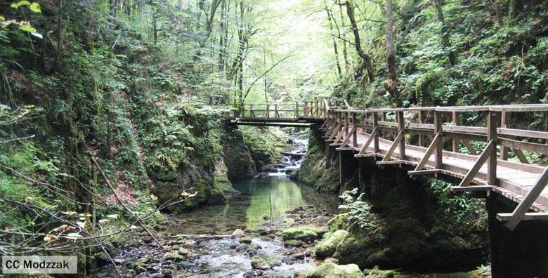 Fužine, kanjon Kamačnik i Lukovdol - izlet s prijevozom