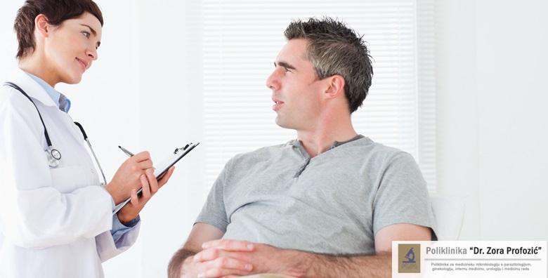 Sistematski od A do Ž - pregled za muškarce