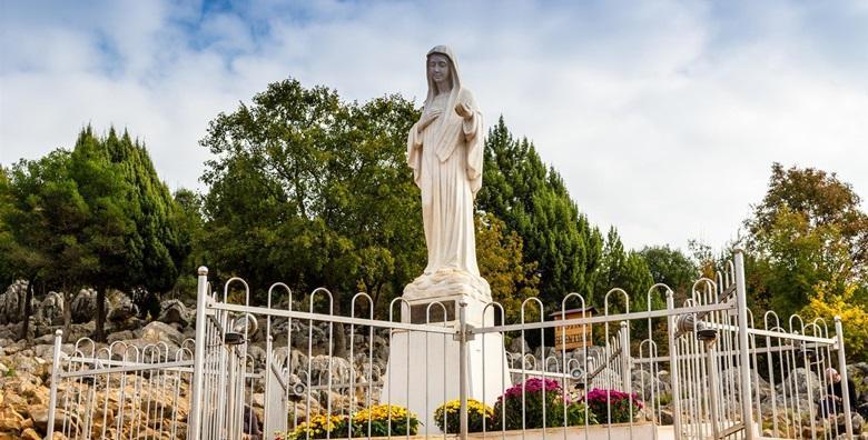 [HODOČAŠĆE U MEĐUGORJE] Posjetite Svetište Kraljice mira 2 dana s polupansionom i uključenim prijevozom za 349 kn!